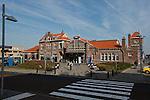 The Zandvoort Train Station, Holland
