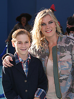 """HOLLYWOOD, CA - May 18: Alison Sweeney, Benjamin Sanov, At Premiere Of Disney's """"Pirates Of The Caribbean: Dead Men Tell No Tales"""" At Dolby Theatre In California on May 18, 2017. Credit: FS/MediaPunch"""