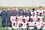 The Alabama-Mississippi All-Star high school football game on Saturday, Dec. 10, 2011, at Cramton Bowl in Montgomery, Ala.