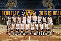 Cal Basketball M Portraits and Team Photo, September 29, 2016