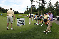 Virginia Mason-Greater Seattle Chamber of Commerce 2011 Golf Classic at The Plateau Club.