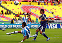 Lucas Pugh (ARG), JUNE 24th, 2011 - Football : 2011 FIFA U-17 World Cup Mexico Group B match between Japan 3-1 Argentina at Estadio Morelos in Morelia, Mexico. (Photo by MEXSPORT/AFLO).
