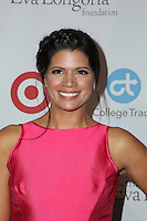 LOS ANGELES, CA - NOVEMBER 10: Andrea Navedo attends the 5th Annual Eva Longoria Foundation Dinner at Four Seasons Hotel Los Angeles at Beverly Hills on November 10, 2016 in Los Angeles, California. (Credit: Parisa Afsahi/MediaPunch).