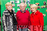 Mary Higgins, Barry O'Loughlin and Patricia Adams at the  'One Wedding And A Funeral' event at at the Na Gaeil GAA  clubhouse on Saturday night