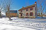 Historic Nicholas Stoltzfus House, Built circa 1800, Wyomissing, Berks Co., PA