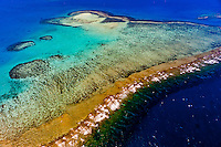 New Caledonia-Barrier Reef-Aerial Views