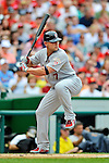 2 September 2012: St. Louis Cardinals outfielder Matt Holliday in action against the Washington Nationals at Nationals Park in Washington, DC. The Nationals edged out the visiting Cardinals 4-3, capping their 4-game series with three wins. Mandatory Credit: Ed Wolfstein Photo