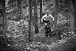Mountain bike photo shoot with Wesley Lamberson