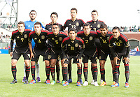 Mexico U23 vs Senegal March 17, 2012 March 17 2012