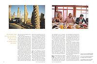 """Mare, """"Der Kaiser von Baku,"""" p. 78-79.  August/September 2013."""
