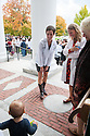 Colette Oesterle, left, Christa Zehle. Class of 2016 White Coat Ceremony.