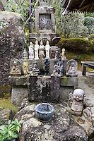 Mt. Misen Buddhist Temple. Miyajima Island, Hiroshima.