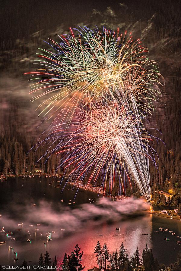 Celebration at Donner Lake