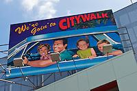 Universal City, California, City Walk, Citywalk, Universal studios, holiday,  travel, us, usa, vacation,
