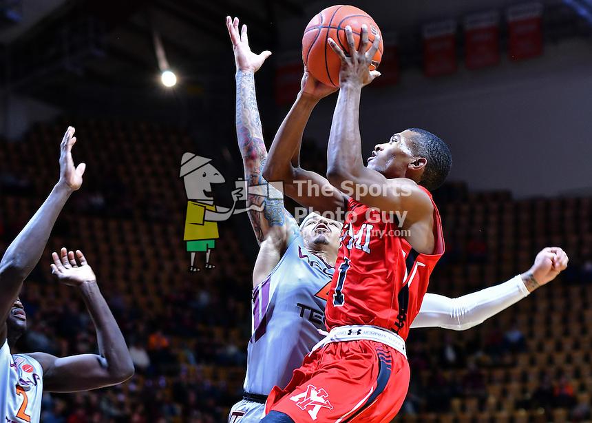 VMI Basketball - 2016-17
