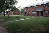 1993 June ..Assisted Housing..Bowling Green..NEW FENCES...NEG#.NRHA#..