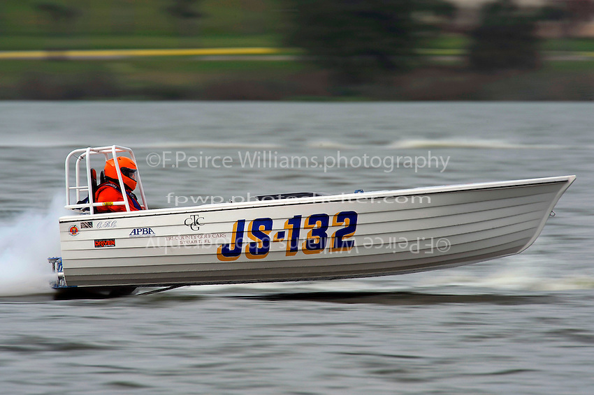 JS-132     (Jersey Speed Skiff(s)