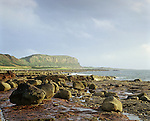 Drumadoon. Near Blackwaterfoot, Isle of Arran, North Ayrshite, Scotland. Celtic Britain published by Orion. Largest Iron Age hillfort on Arran.