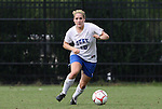 20 September 2009: Duke's Maddy Haller. The Duke University Blue Devils played the Louisiana State University Tigers to a 2-2 tie after overtime at Koskinen Stadium in Durham, North Carolina in an NCAA Division I Women's college soccer game.