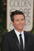 Kevin Connolly at the 66th Annual Golden Globe Awards at the Beverly Hilton Hotel..January 11, 2009 Beverly Hills, CA.Picture: Paul Smith / Featureflash