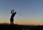 MARANA, AZ - FEBRUARY 22: Ryo Ishikawa takes some swings on the practice range before his practice round of the Accenture Match Play Championship at the Ritz-Carlton Golf Club at on February 22, 2011 in Marana, Arizona. (Photo by Steve Dykes/Getty Images) *** Local Caption *** Ryo Ishikawa
