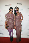 Honorees Coco and Breezy attends COVERGIRL Queen Collection Presents The 2nd Annual Blackout Awards Held at Newark Hilton Gateway, NJ  6/12/11