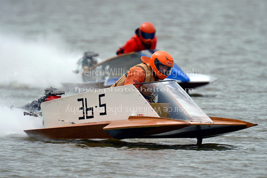 36-S and 88-S   (Outboard Hydroplane)