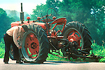 Farm Family: With Equipment