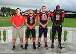 Wesleyan Football Team Photos 2016