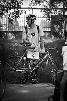 ITA: Campionato italiano di corrieri in bici - ENG: Italian Chiampionship Carrier Bicycles, on May 04, 2014. Photo: Adamo Di Loreto/NurPhoto