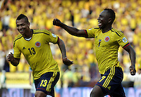 Colombia vs. Bolivia 22-03-2013