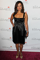 HOLLYWOOD, LOS ANGELES, CA, USA - OCTOBER 09: Judy Reyes arrives at the Eva Longoria Foundation Dinner held at Beso Restaurant on October 9, 2014 in Hollywood, Los Angeles, California, United States. (Photo by Celebrity Monitor)