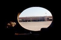 The Basrah International Airport on Thursday, October 21, 2010 in Basrah, Iraq.