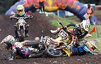 Motocross nacional final Copa Casarella  , parque La Florida