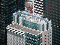 aerial photograph 101 Second Street office tower San Francisco California