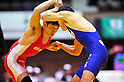 Kohei Hasegawa, DECEMBER 21, 2011 - Wrestling : All Japan Wrestling Championship Men's Greco-Roman Style -55kg Semi-Final at 2nd Yoyogi Gymnasium, Tokyo, Japan. (Photo by Jun Tsukida/AFLO SPORT) [0003].
