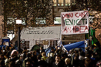 "17.11.2011 - Occupy LSX - ""You Cannot Evict An Idea"""