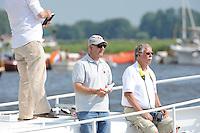 ZEILEN: FRIESLAND: SKS Skûtsjesilen 2012, ©foto Martin de Jong
