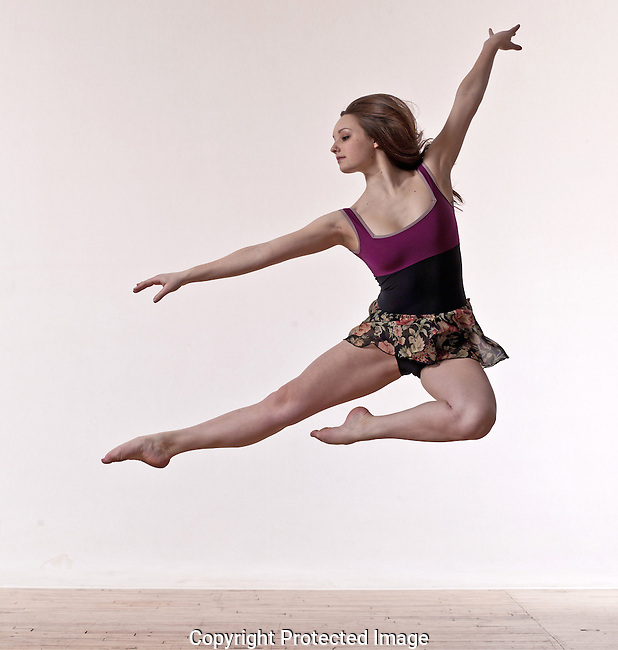 2011 Lois Greenfield Dance Workshop