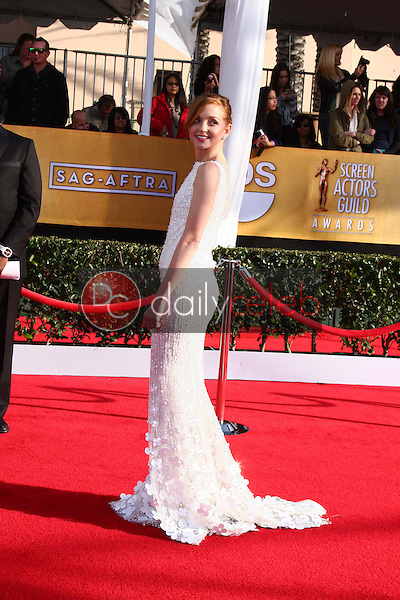 Jayma Mays<br /> at the 19th Annual Screen Actors Guild Awards Arrivals, Shrine Auditorium, Los Angeles, CA 01-27-13<br /> David Edwards/DailyCeleb.com 818-249-4998