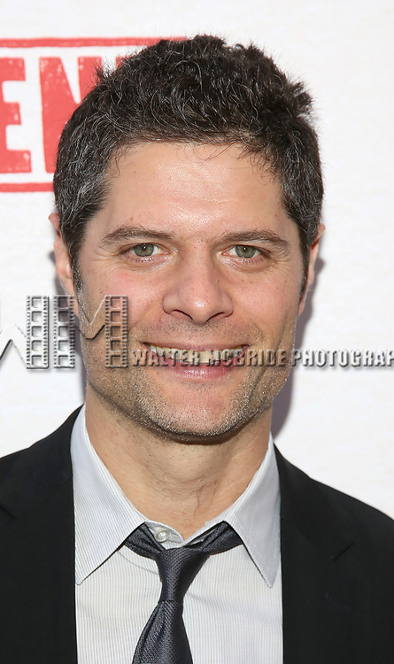 Tom Kitt attends the Broadway Opening Night Performance of  'Indecent' at The Cort Theatre on April 18, 2017 in New York City.