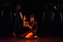 London, UK. 15.04.2014. National Youth Dance Company present the world premiere of RASHOMON EFFECT/ VERTICAL ROAD, at Sadler's Wells. Guest Artistic Director for 2014 is Akram Khan. The dancers range in age from 16 - 19. Photograph © Jane Hobson.