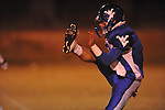 Water Valley's Cole Camp (4) vs. Aberdeen in Water Valley, Miss. on Friday, October 21, 2011. Water Valley won 20-14.