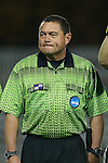22 November 2013: Assistant Referee Clifton Clement. The University of Florida Gators played the Duke University Blue Devils at Koskinen Stadium in Durham, NC in a 2013 NCAA Division I Women's Soccer Tournament Second Round match. Duke won the game 1-0.