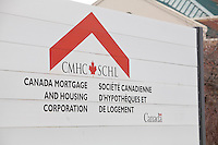 Canada Mortgage and Housing Corporation headquarters is pictured in Ottawa Thursday April 26, 2012. CMHC is a Crown corporation, owned by the Government of Canada.