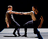 Russell Maliphant Company <br /> Conceal / Reveal <br /> at Sadler's Wells, London, Great Britain <br /> press photocall <br /> 24th November 2015 <br /> <br /> <br /> Adam Kirkham <br /> <br /> Nathan Young <br /> <br /> <br /> Photograph by Elliott Franks <br /> Image licensed to Elliott Franks Photography Services