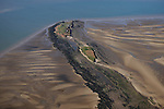 Hilbre Island Aerial Views