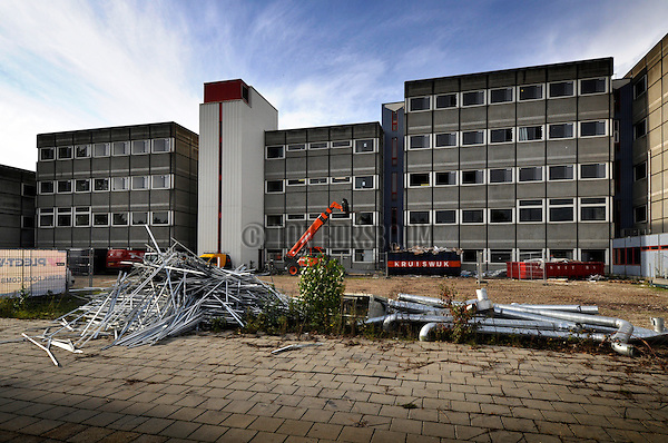Studentenkamers huisvesting bouwnijverheid ton for Tijdelijk wonen
