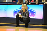 "Ole Miss head coach Renee Ladner vs. Central Michigan at C.M. ""Tad"" Smith Coliseum in Oxford, Miss. on Wednesday, December 14, 2011."