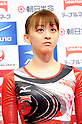 Rie Tanaka (JPN),JULY 2nd, 2011 - Artistic Gymnastics :Japan Cup 2011 Women's Team All-Around at Tokyo Metropolitan Gymnasium in Tokyo, Japan. (Photo by AZUL/AFLO)
